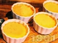 Крем карамел (ВИДЕО) - лесна и вкусна домашна рецепта